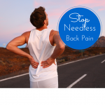 Stop Back Pain in it's Track!